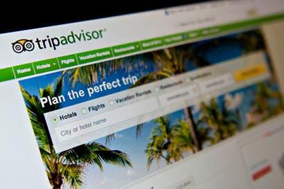 TripAdvisor tiene mayor alza en nueve meses tras acuerdo con Expedia