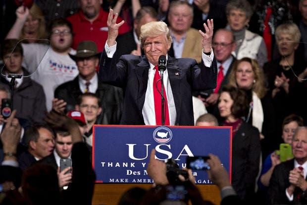 Dow Jones en 20 mil es una bendición y una carga para Trump