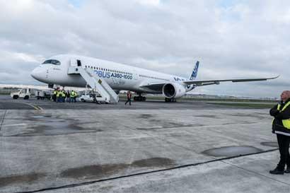 Iran Air compra 100 aviones Airbus por $19 mil millones