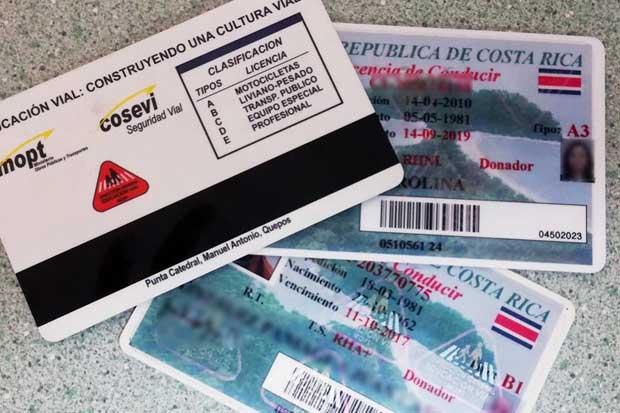 Homologación de licencias estará disponible en todas las sedes del Cosevi