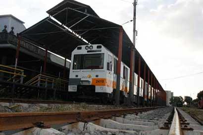Incofer anunció horario especial de trenes para fin de año