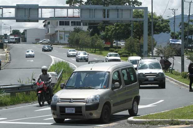 40% de conductores no han pagado derecho de circulación