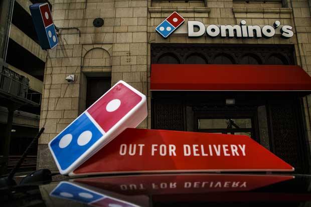 Domino's moderniza su reparto de pizzas, de internet a drones