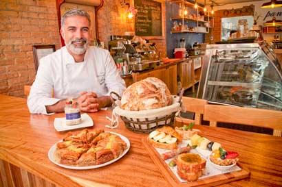 Pandeli, un lugar para degustar pan y repostería del Mediterráneo