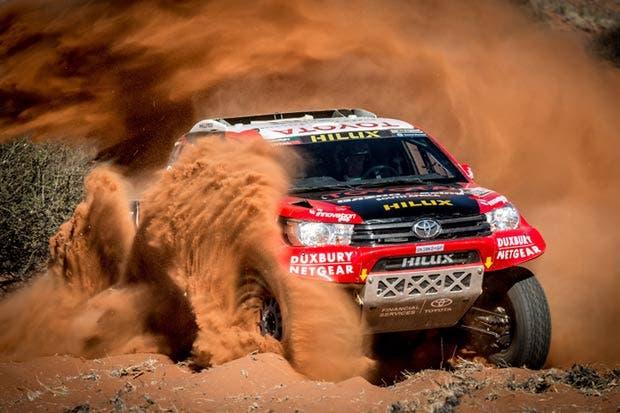 Rally Dakar enciende 2017