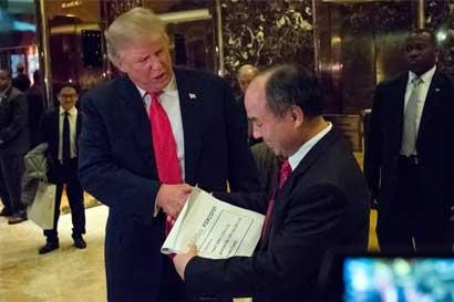 Trump busca atribuirse 5 mil empleos de Sprint ya anunciados