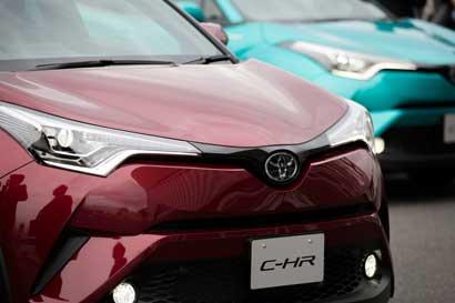 Apuesta de Toyota a híbridos da fruto con ayuda de 'dieselgate'