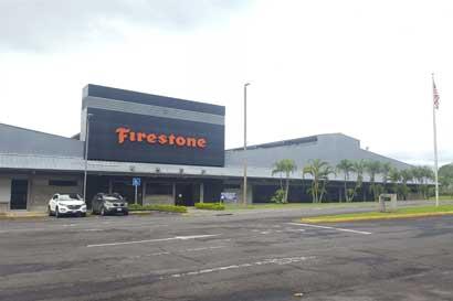 Firestone logró reducir huella de carbono y recibió certificación