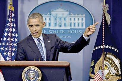 Sanciones de Obama por hackeo ruso pondrán en jaque a Trump