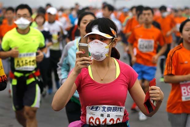 Contratan dobles para fraude en maratón