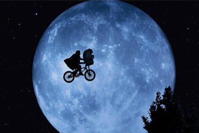 E.T. El extraterrestre se une a la programación de inicio de año