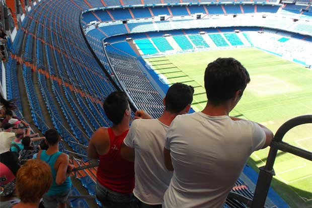 Niños de Guararí conocerán jugadores del Real Madrid