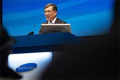 Samsung prevé ralentización de crecimiento en mercados claves