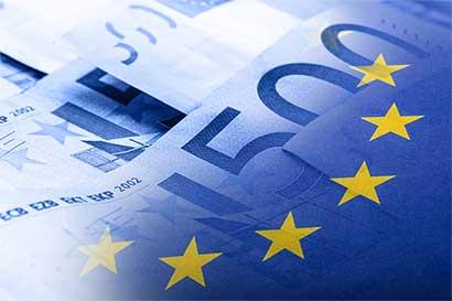 Eurozona prevé mayor inflación al crecer ritmo de la manufactura