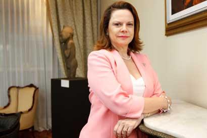 Vicepresidenta Chacón no entrará al ring electoral