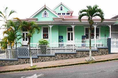 """""""La Casa Verde"""" de Barrio Amón lo invita a un viaje por el pasado"""