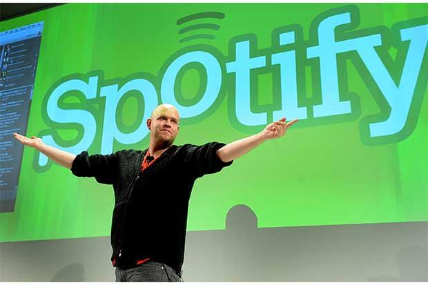 ¿Salvará Spotify el negocio de la música?
