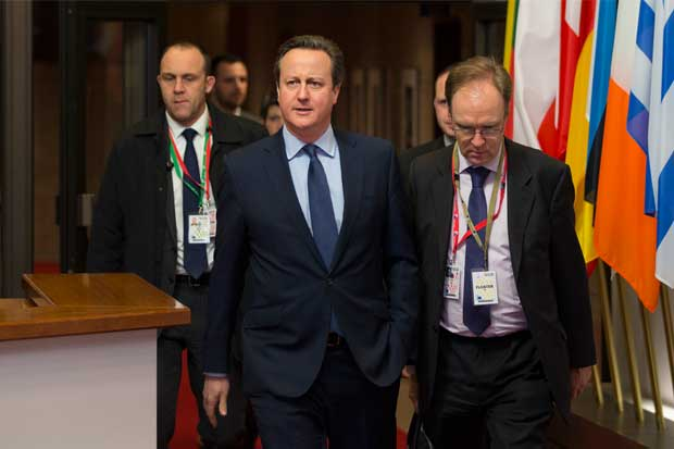 Dimisión de embajador británico en la UE augura un Brexit duro
