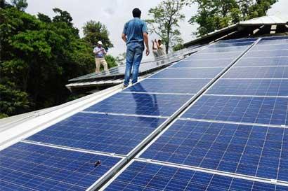 Veragua Rainforest cambia el diésel por el sol