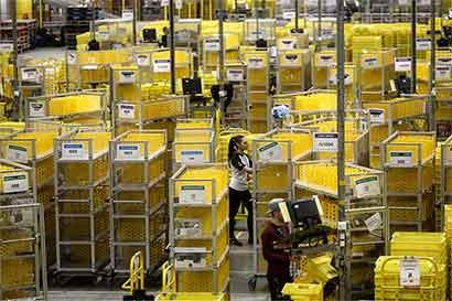 Amazon duplicó envíos para comerciantes durante 2016
