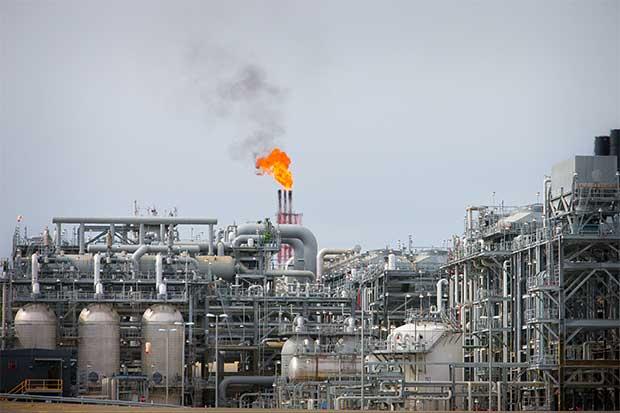Asia es el mayor comprador de gas natural licuado de EE.UU.