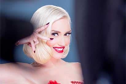 Gwen Stefani se convierte en la nueva embajadora de Revlon