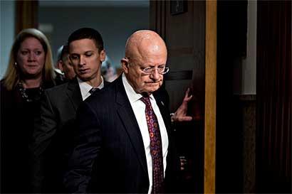 Inteligencia de EE.UU. cuestiona dudas de Trump sobre hackeo ruso