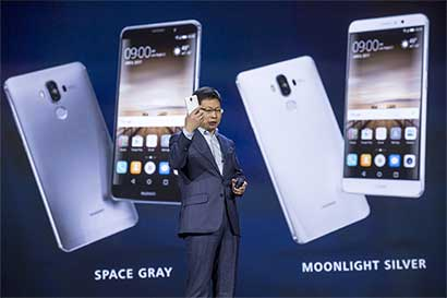 Huawei quiere destronar a Samsung y Apple