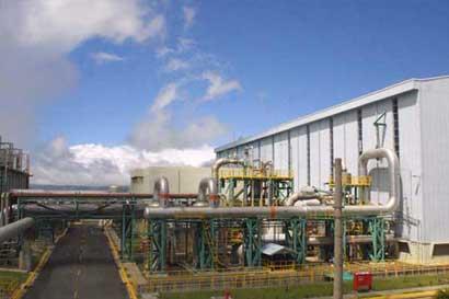 Planta Miravalles III reanudará operaciones antes de lo previsto