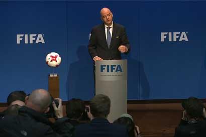 Mundial de fútbol del 2026 será con 48 equipos