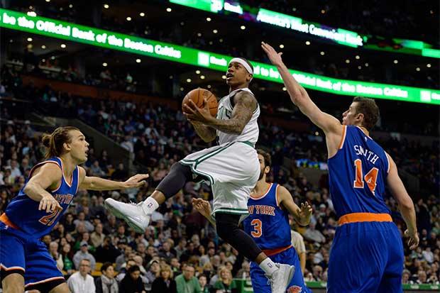 El pequeño gigante de la NBA
