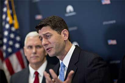 Iniciativa para derogar Obamacare divide a republicanos