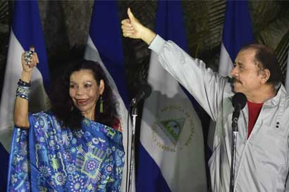 Daniel Ortega asume su cuarto mandato en Nicaragua