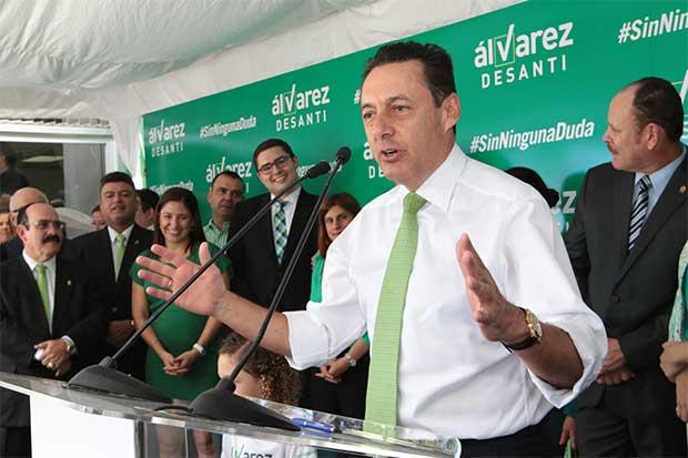 Antonio Álvarez promete igualdad total entre géneros
