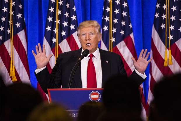 """Trump reconoce que Rusia pudo haber """"hackeado"""" a su país"""