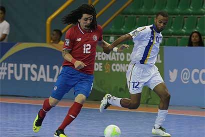 Futsal nacional sueña con nuevo complejo