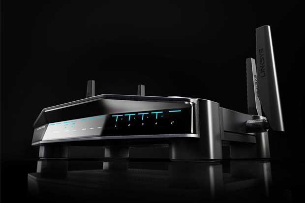 Router para gamers de Linksys llegará al país en marzo