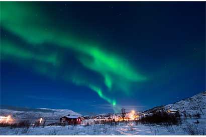 Planee el viaje perfecto para ver la aurora boreal en Islandia