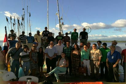 Recursos a pescadores beneficiarán su producción y comercialización