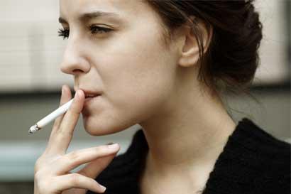 Costo de enfermedades asociadas al tabaco supera lo recaudado en impuestos