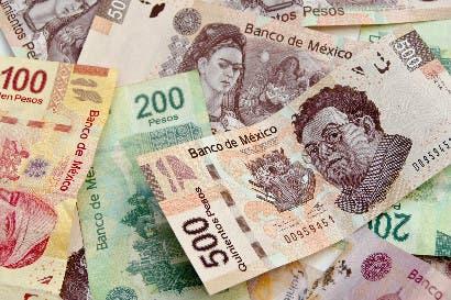 Peso mexicano registra su valor más bajo de este siglo