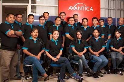 Avantica abre centro de desarrollo en Bolivia