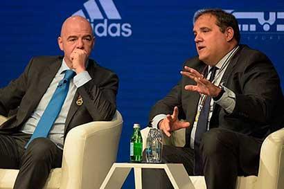 Tres países de América optarán por sede conjunta en Mundial 2026