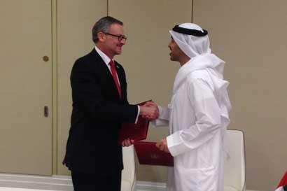 Costarricenses podrán viajar a Emiratos Árabes sin visa