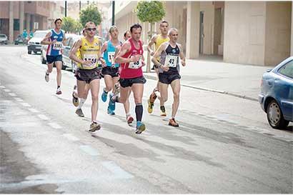 Maratón en el corazón de San José