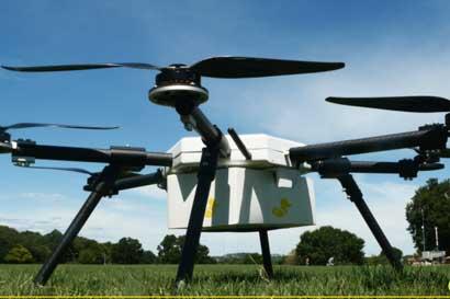 GoPato entregará paquetes con drones a manera de prueba