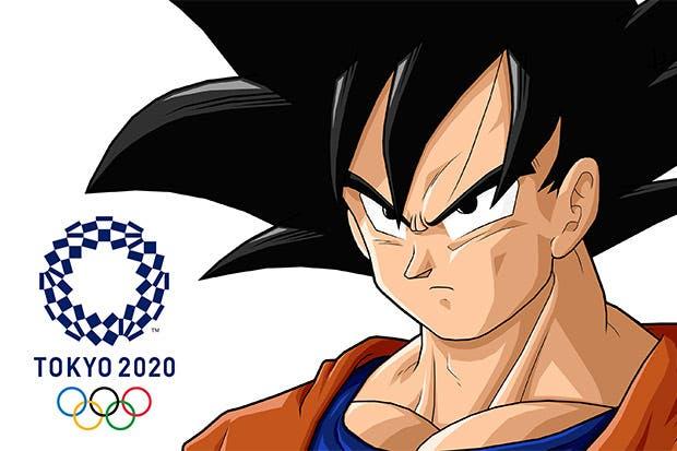 Gokú será el embajador de los Juegos Olímpicos Tokio 2020