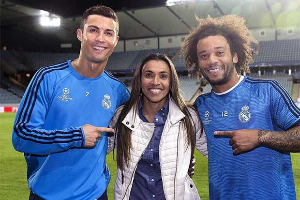 "Real Madrid tendrá ""galácticas"""