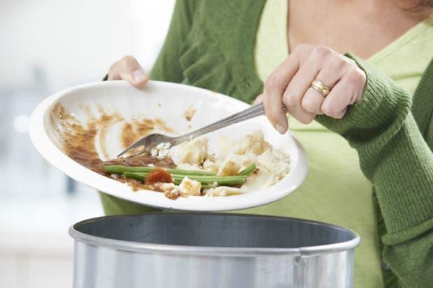 Desperdicio de comida compromete la alimentación del futuro