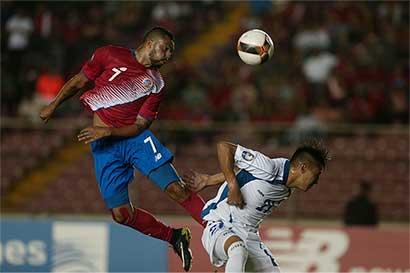 ¡Desastrosa Copa Centroamericana!